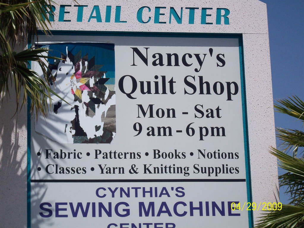 100 1471 Nancy S Quilt Shop Las Vegas Nevada Www Nancysqu Flickr