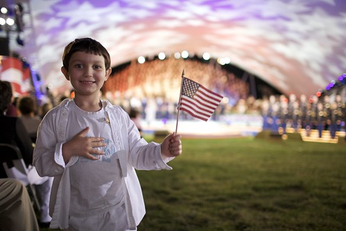 Young patriot | by The U.S. Army