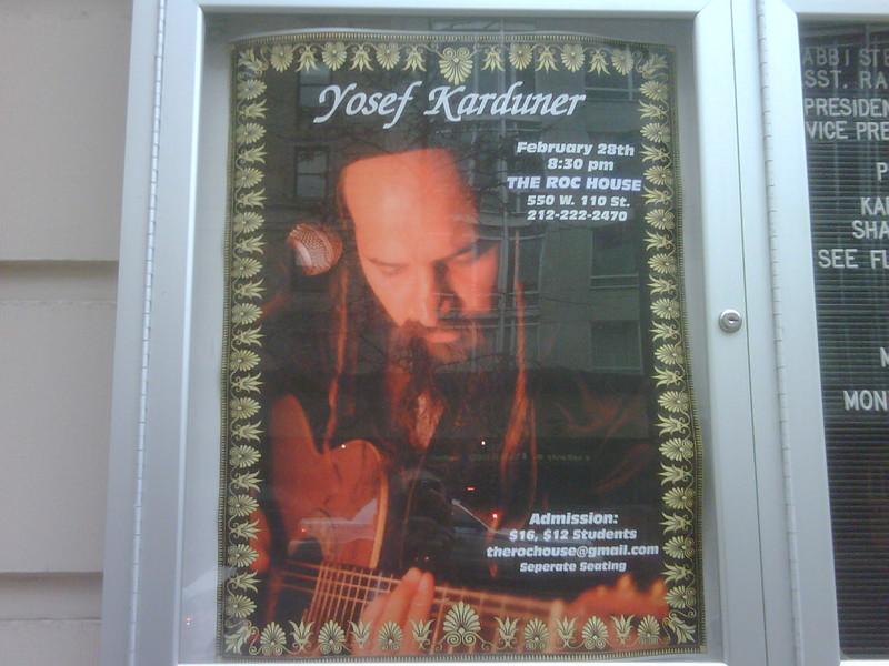 Rockstar Rabbi