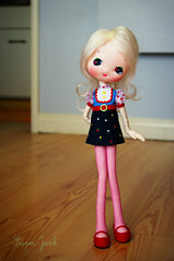 Leggy Blonde | by Super*Junk