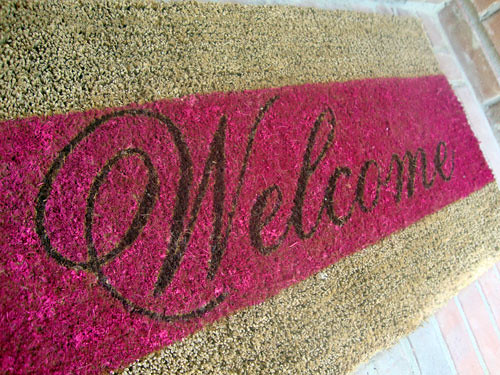 Welcome | by Libbie Grove Design