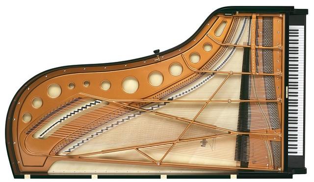 Bosendorfer model 280 piano