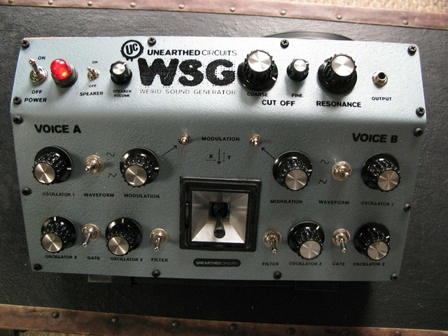 Weird Sound Generator   Completed   Unearthed Circuits   Flickr
