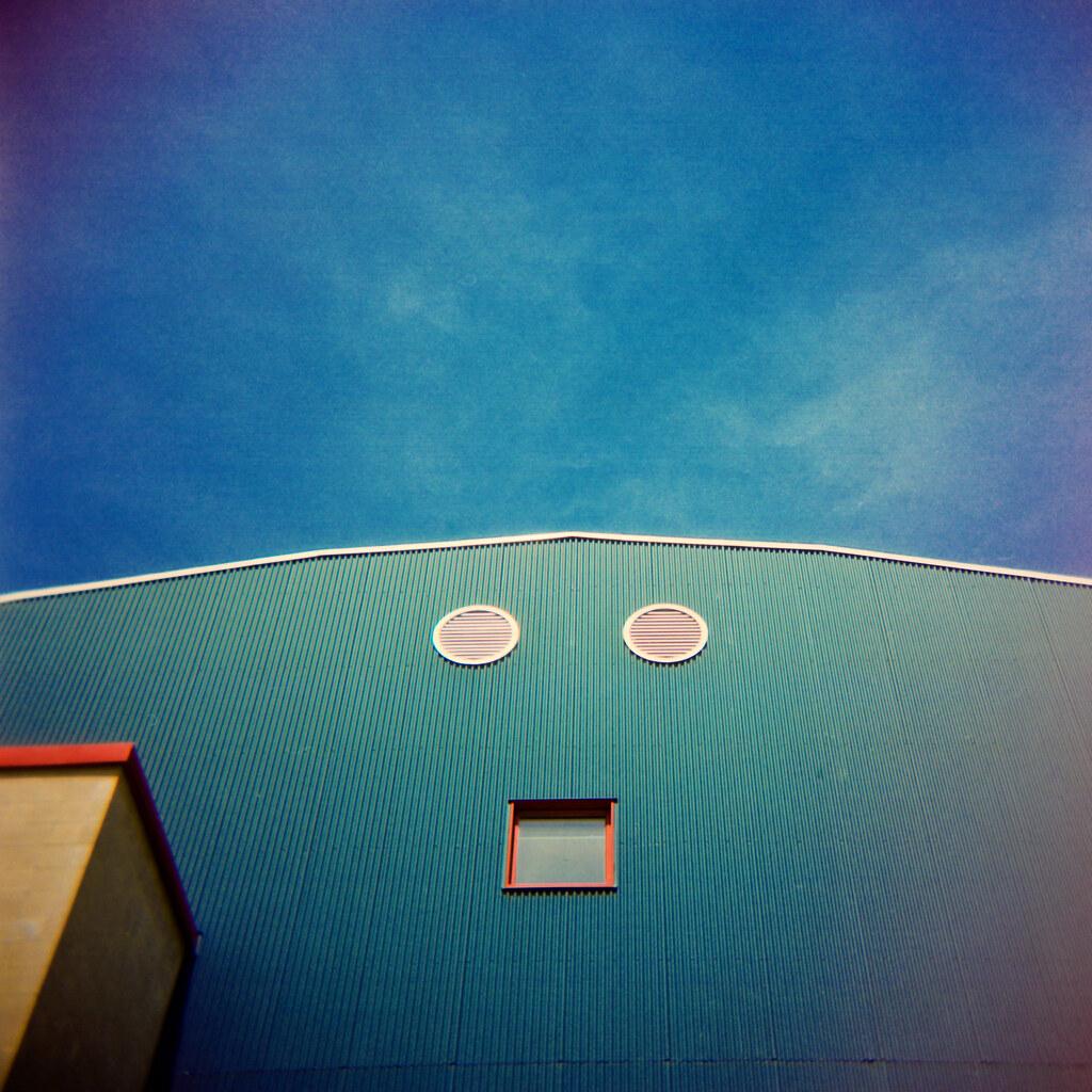 Holga à l'École des métiers et occupations de l'industrie de la construction de Québec