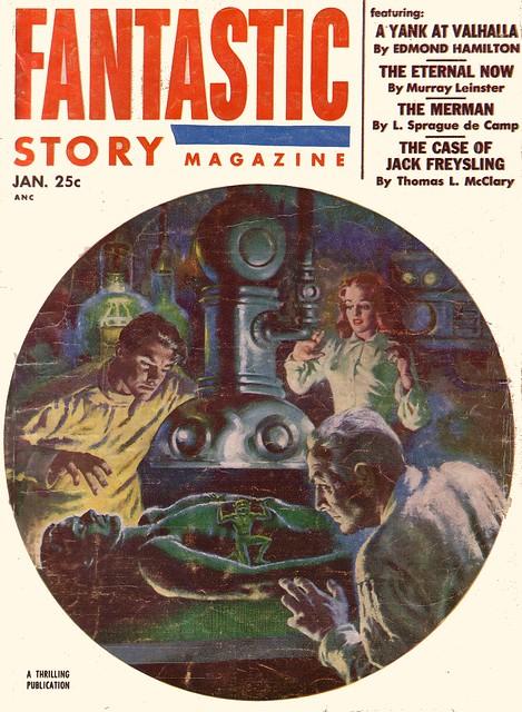 Fantastic Story Magazine / Vol. 5 #1