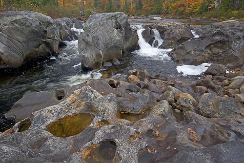 waterfall maine falls waterfalls