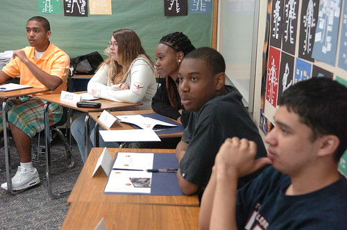 USAG-Humphreys teens participate in a focus group | by USAG-Humphreys