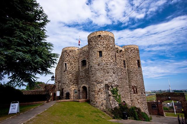 Castle in Rye....