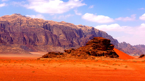 Wadi Rum | by Zingaro. I am a gipsy too.