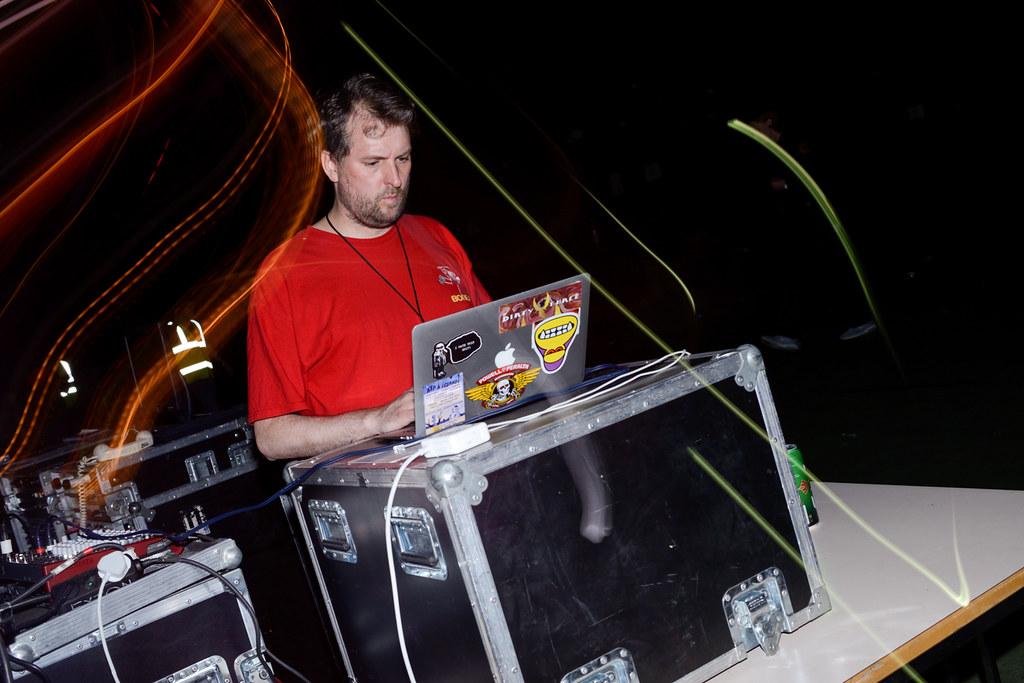 DJ Barry Hogan's Dance Party   Photo by Victoria Holt for KE