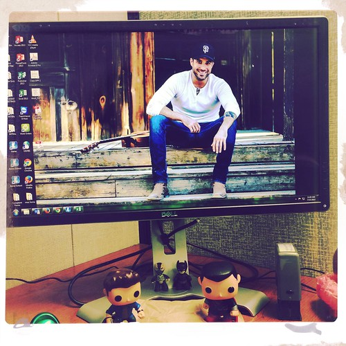 day196: new workstation graced by @TylerRichMusic, of course | by walelia