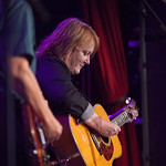 Fri, 24/07/2015 - 9:28am - Amy Ray, Emily Saliers and their band play for FUV Members at City Winery in NYC, 7/23/15. Photo by Gus Philippas/WFUV