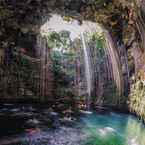 Cenote Ikil
