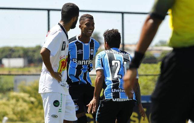 Copa São Paulo - Grêmio x Votuporanguense