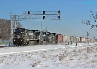 NS 8365 West