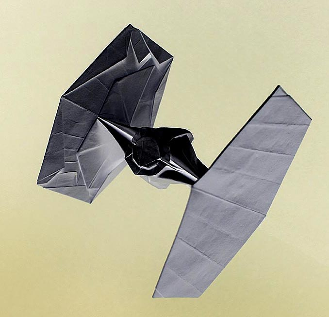 Star Wars Origami | 653x678
