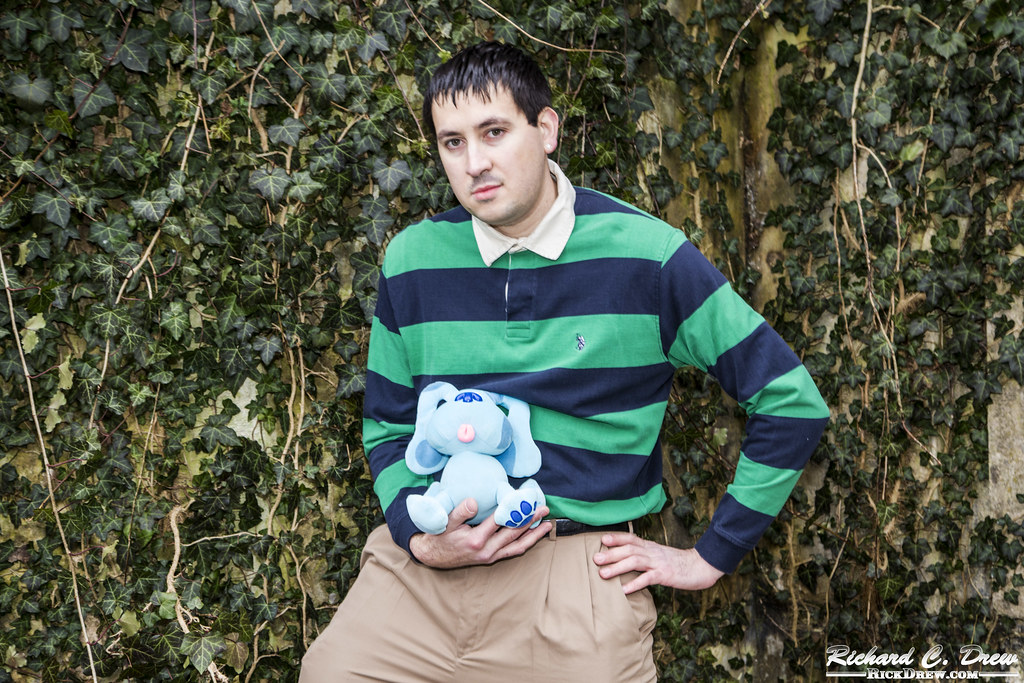 Dellwood Park Lockport Cosplay Steve From Blues Clues Flickr