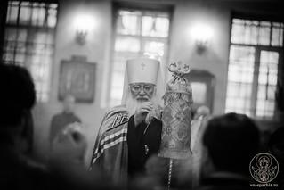 Литургия в Покровском соборе 35