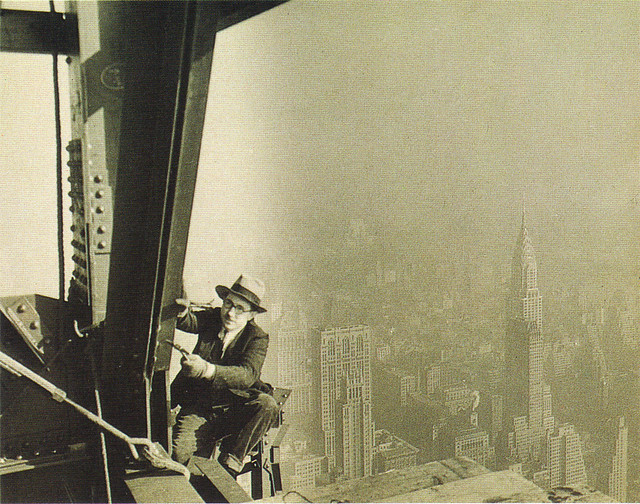1930 NY Inspector Postcard