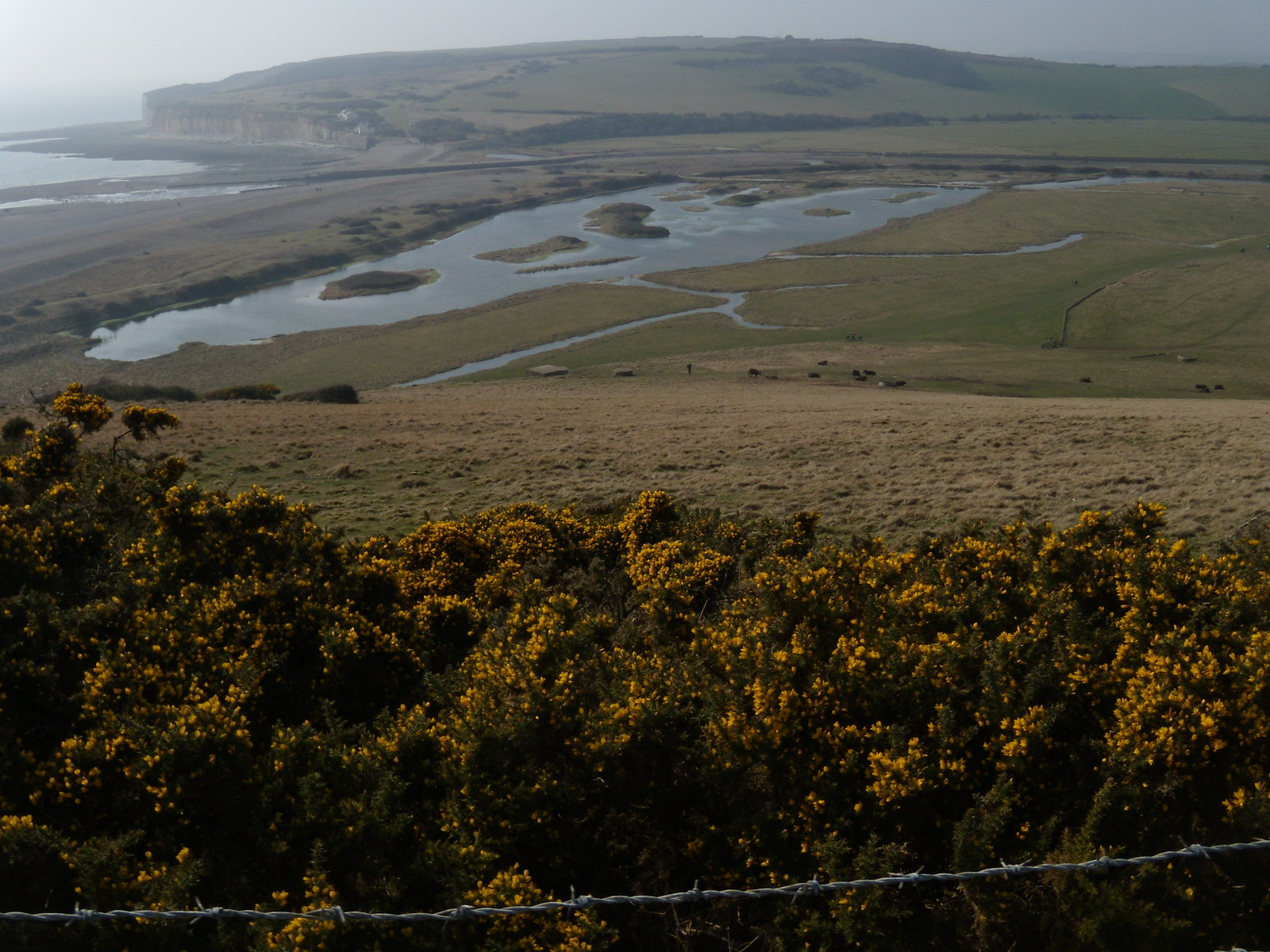 Cuckmere Haven Seaford to Eastbourne