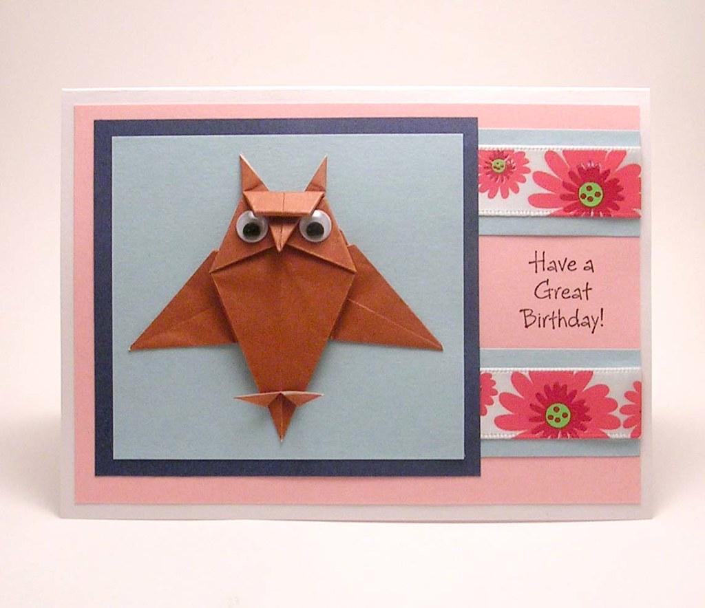 origami owl birthday card  kittykatkards  flickr