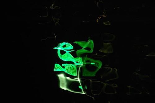 Random Light Reflection