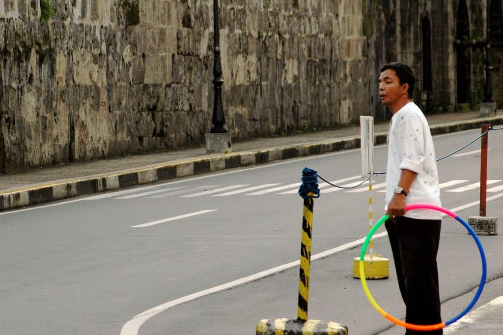 Patience 2, Manila