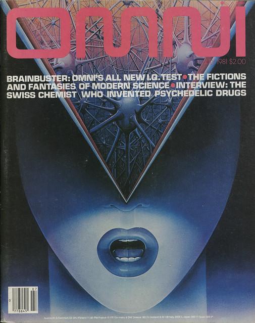 Omni Magazine, July 1982
