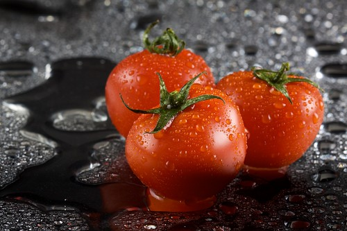 Wet Tomatoes 3 | by Mac V.