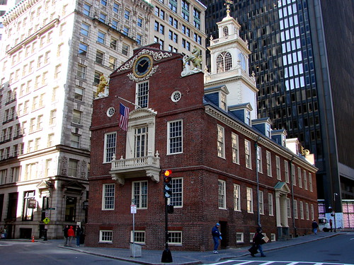 2008-03-22 03-23 Boston 035 Old State House | by Allie_Caulfield