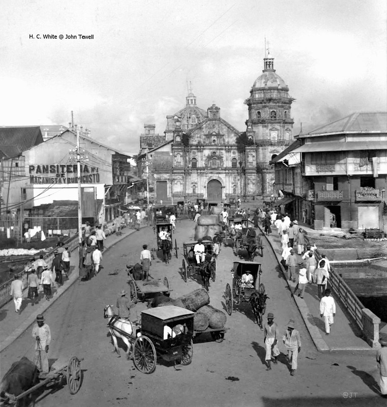 Binondo Church, Manila, Philippines, Late 19th or early 20th century