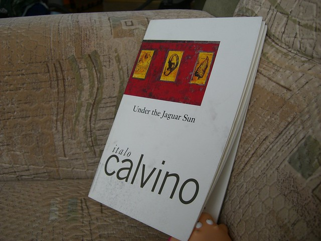 Under the Jaguar Sun by Calvino