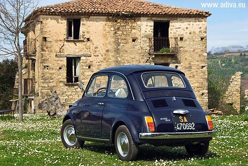 Fiat 500 My Car Francis Lombardi Vista Posteriore Flickr