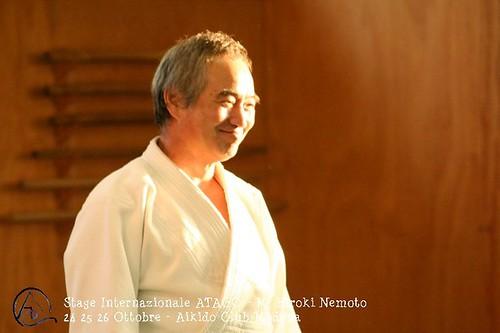 Stage M° Hiroki Nemoto - Ottobre 2008
