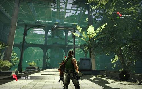 Bionic Commando | by gamesweasel
