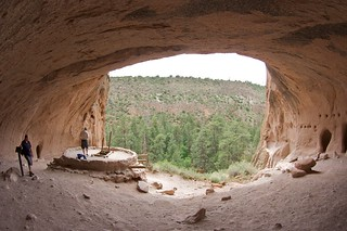 Alcove House, Bandelier | by Jayjay P