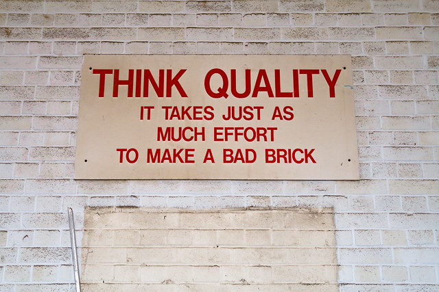 Think Quality