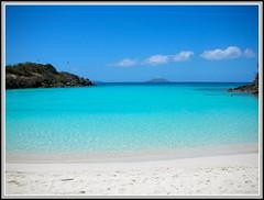 Life Is A Beach! World's BEST Beach Photo. Romantic Heavenly Trunk Bay, St. John's, US Virgin Islands - IMRAN™ by ImranAnwar