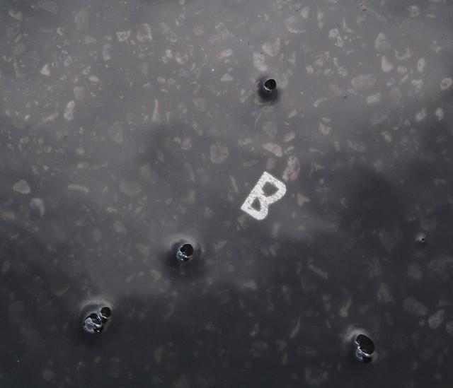 A Drowning B