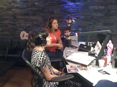 Janet and Lucely on Enrique y Joe Radio Show | by seoyogini