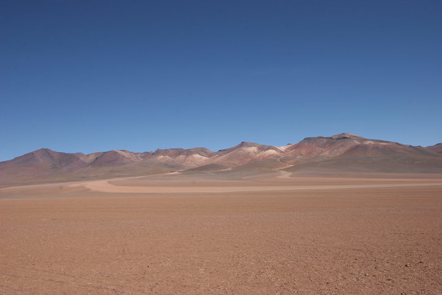 Altiplano desert