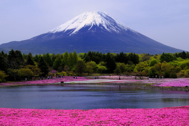 Mt.Fuji...popular scene