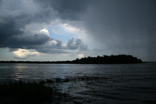sky lake storm rain weather clouds dark florida cloudy stormy apocalyptic lakesantafe earleton toddshaffer