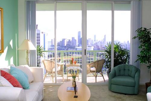 Miami Biscayne Bay Fl Bay Parc Plaza Apartment Condos Flickr