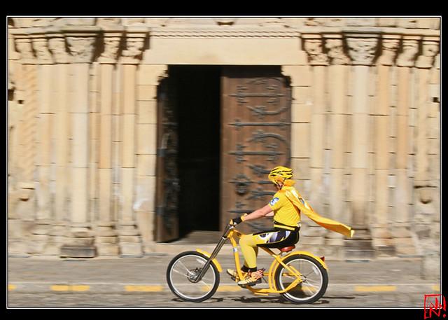 Maillot jaune 2011