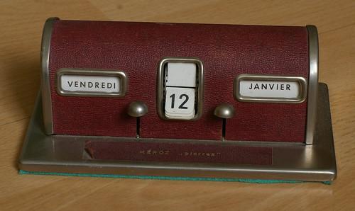 perpetual calendar | by plenty.r.