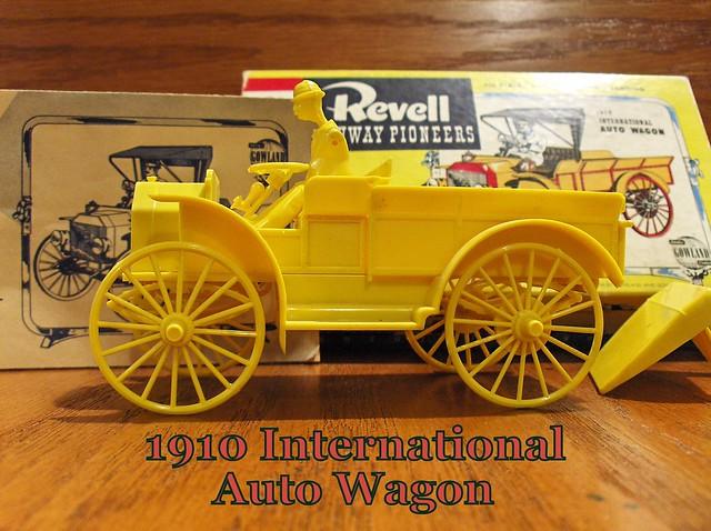 1910 International Auto Wagon