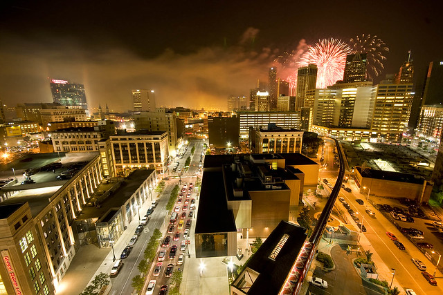 Detroit Fire and Works