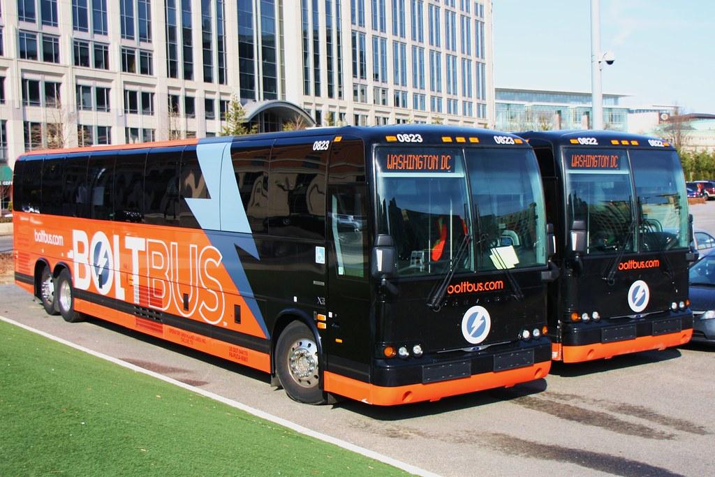 Bolt Buses