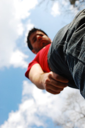 portrait sky selfportrait me clouds self perspective 365 lowangle groundup 365days sooc 365project